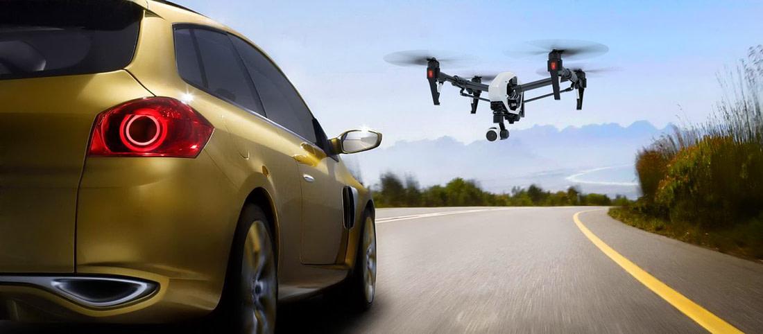 Nico Trujillo - Dron para foto y vídeo
