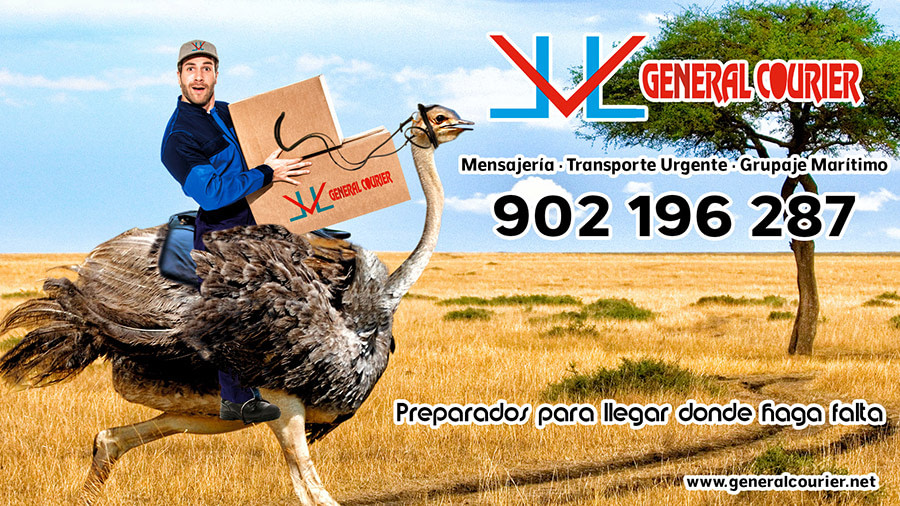 Campaña General Courier