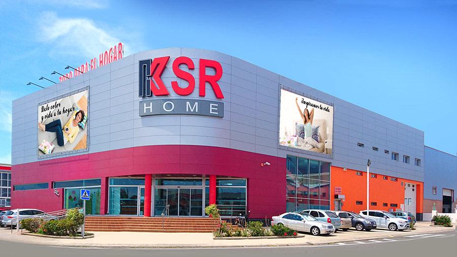 Marketing y Branding para KSR HOME