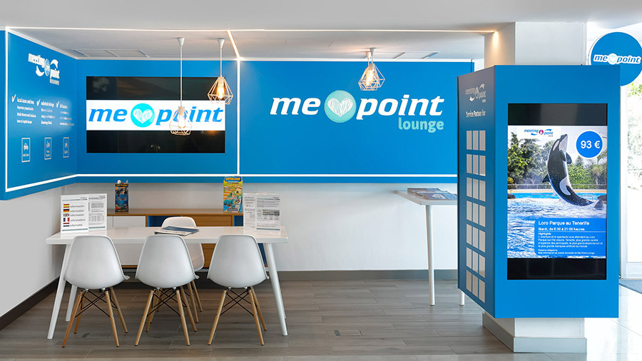 Meeting Point branding