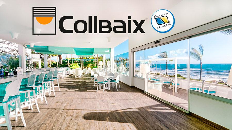 Branding y marketing para Collbaix Canarias