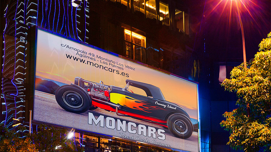 Marketing y Branding para Moncars