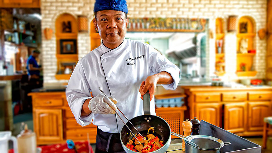 Restaurante Bali